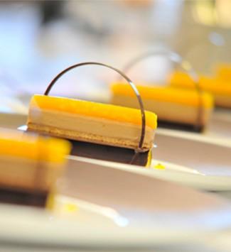 Dessert primé au championnat de France des dessert.